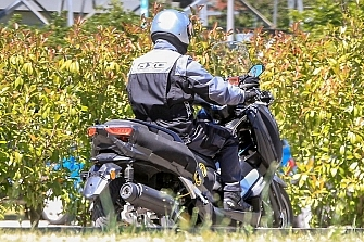 Fotos Espía: Yamaha XMAX 2017