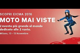 Se inicia la preventa de entradas para el EICMA 2016