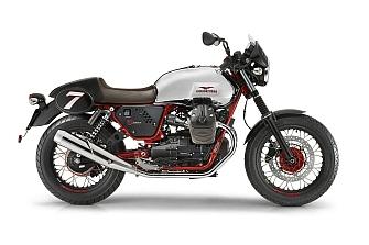 Moto Guzzi registra el nombre comercial `V7 III´