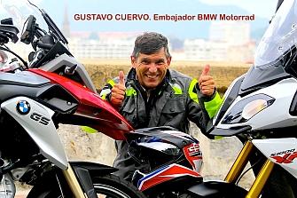 Charla multimedia de Gustavo Cuervo en los BMW Motorrad Days