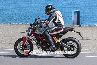 La Ducati Monster volverá a contar con mecánica refrigerada por aire