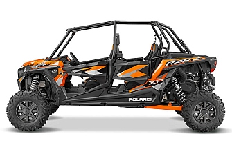 Alerta por riesgo de incendio en los Polaris RZR XP Turbo y XP4 Turbo