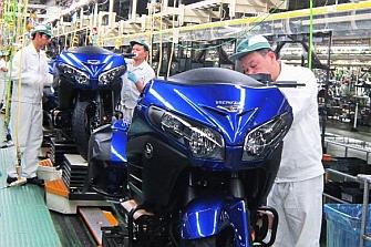 Honda Motor vuelve a producir en Kumamoto
