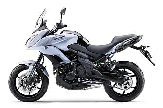 Kawasaki Versys 650 (2017): Muchos pequeños cambios para ahorrar combustible