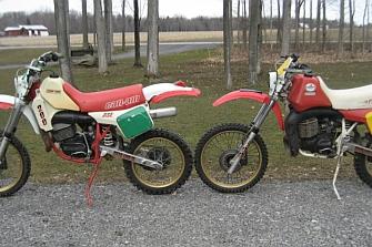 Can-Am podría volver a producir motocicletas