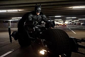 La moto de Batman a subasta