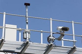 Diez nuevos radares de tramo en las carreteras catalanas
