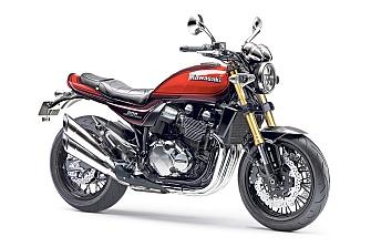 Kawasaki Z900RS, motor turbo con envoltorio vintage
