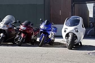 Apple se interesa por las motos eléctricas