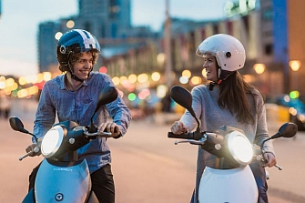 Torrot lanza el virtuoso scooter eléctrico Muvi