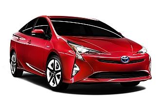 Despliegue inesperado del airbag en los Toyota Prius y Lexus RX450h