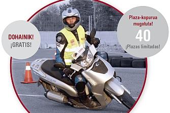 Curso de Conducción de Motocicletas de 125 cc