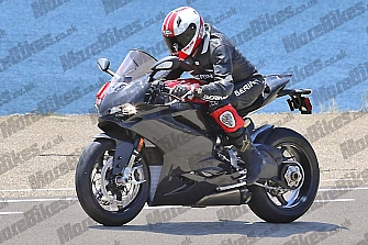 Ducati `Project 1408´ realiza sus últimos test