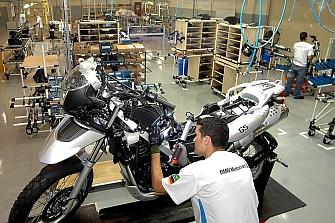 BMW extiende su  producción a Brasil