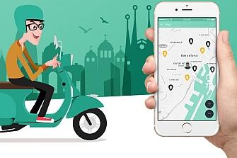 Yugo, un nuevo motosharing eléctrico en Barcelona