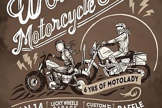 II Salón de la Motocicleta para Mujeres 2017