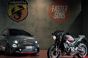 Ya puedes reservar tu Yamaha XSR900 Abarth