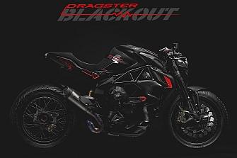 MV Agusta Brutale Dragster Blackout
