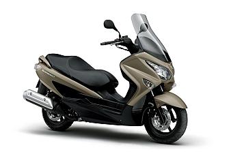 Nuevo Suzuki Burgman 125 – 200 (2017) desde 3.999 €