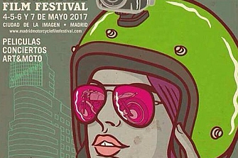 Llega el Madrid Motorcycle Film Festival