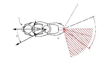 Patentes: Suzuki y su particular casco inteligente con visión trasera