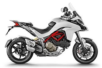 Alerta de riesgo Ducati Multistrada
