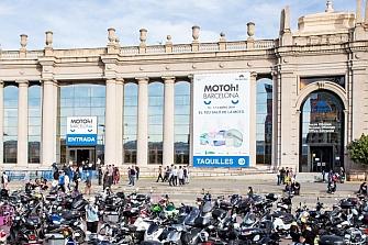MOTOh! Barcelona 2017 viene cargado de actividades