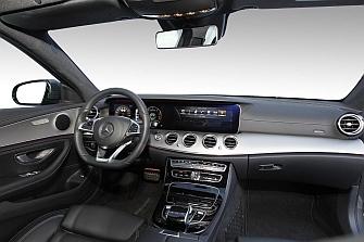 Fallo en la detección del pasajero en los Mercedes-Benz Clase E