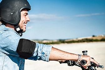Bip&Drive y su brazalete de telepeaje para motoristas