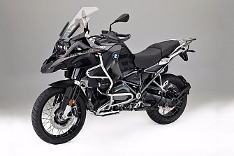 BMW R1200GS xDrive Hybrid (April Fools)