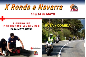 X Ronda Navarra AMM