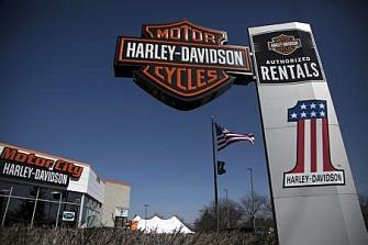 Harley-Davidson pincha en el primer trimestre