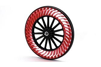 Bridgestone y su AirFree Concept para bicis