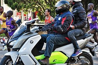 BMW Motorrad será la moto oficial de EDP Rock´ ,n´ Roll Marathon