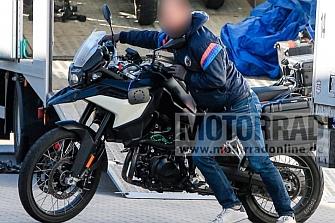 Fotos Espía: ¿BMW F900 GS?