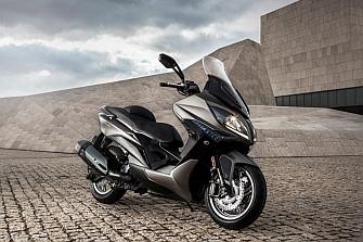 La Kymco Xciting 400 estará disponible a partir de 5.999 €