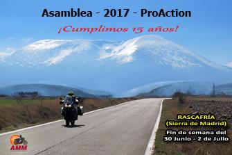 Asamblea - 2017 - ProAction