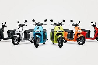 Gogoro 2 y Gogoro 2 Plus, el scooter eléctrico crece