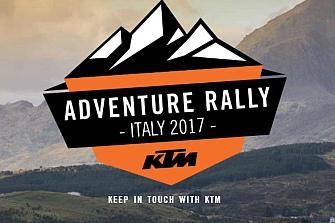 KTM crea el primer `Orange Adventure Rally´