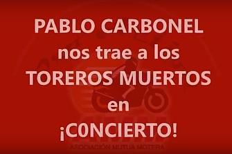 Pablo Carbonell nos envía un mensaje