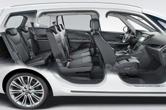 Cinturones de seguridad defectuosos en los Opel Zafira C