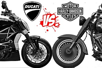 ¿Ducati en órbita Harley?