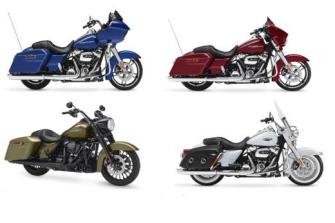 Posible pérdida de aceite en varios modelos Harley-Davidson