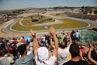 El Circuito de Jerez pasará a llamarse Ángel Nieto