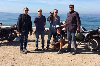 La TV italiana da a conocer la Costa de Almería