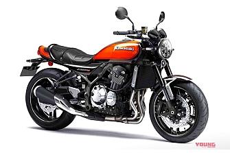 Últimos detalles de la Kawasaki Z900RS 2018