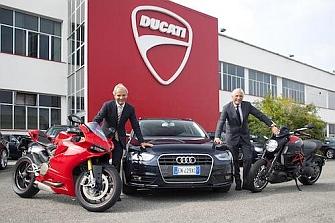 Royal Enfield sube su oferta por Ducati