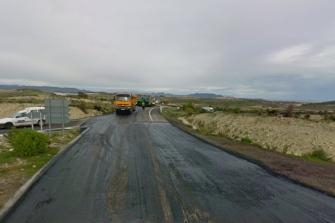 Finalizan las obras de mejora de la seguridad vial en la A-1202