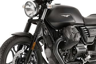 Pérdida del líquido de frenos en las Moto Guzzi V7, V9 Bobber y V9 Roamer