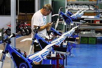 Torrot fabricará el Velocípedo en Cádiz